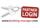 Booking manager - Partner login